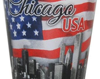 Chicago USA Shotglass