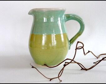 Ceramic Flower Vase, Ceramic Flower Jug, Flower Arranging, Bouquet Vase,  Housewarming, Pitcher, Floristry Vase, Vase, Jug, Handmade Vase