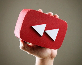 YouTube / Youtube REWIND Button / Play /