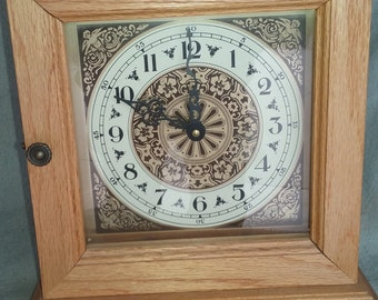 English Bracket / Mantel Clock