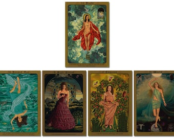 The Soul Journey Tarot Reading