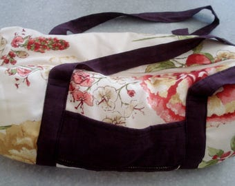 Hoodie duffel bag