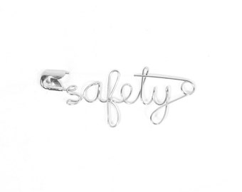 Safety Pin - Safety
