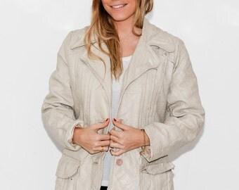 80s Celeste Leather Jacket