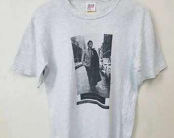 Vintage 90'S James Dean T-shirt made in Usa Medium Size