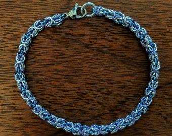 Tiny Byzantine Bracelet