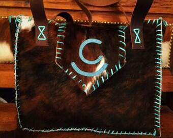 western cowboy diaper bag custom livestock brand