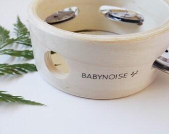 Mini tambourine
