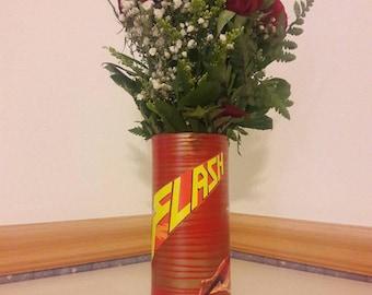 Superhero vases
