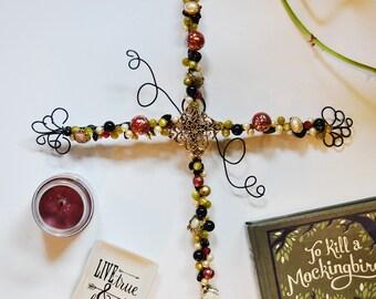 Large Jewelry Cross