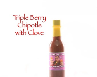 Triple Berry Chipotle with Clove
