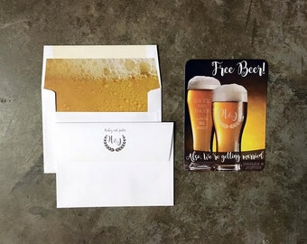 beer SAVE THE DATE (printed)