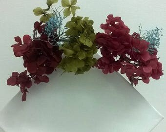 Candal, wedding ceremony, party, natural flowers preserved, gift, original, weddings