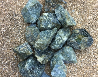 Rough Labradorite Stone