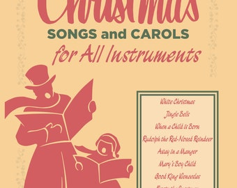 MiniBooks 2: Christmas Songs for All Instruments (Download)