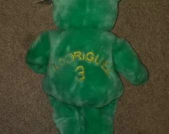 Alex Rodriguez Collectible Bear Seattle Mariners