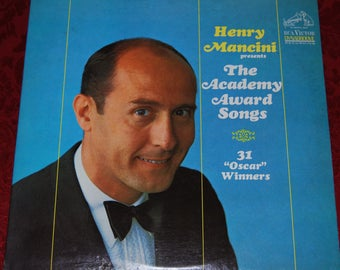 Henry Mancini Academy Award Winning Songs 1934-63