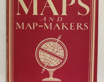 British Maps and Map Makers, by Edward Lynam 1947
