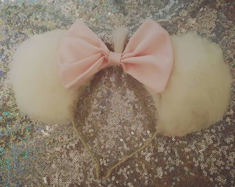 Aristocats Marie Disney Ears