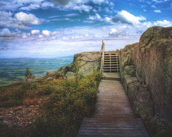 Quebec Photography - Stairway to Heaven