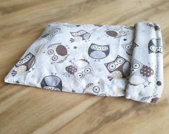 Small Animal Sleep & Snuggle Sack - Hideaway bag perfect for a Hedgehog, Sugar Glider, Rat, Ferret, Guinea Pig