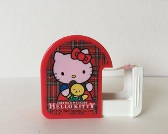 VINTAGE SANRIO - Hello Kitty Tape Dispenser
