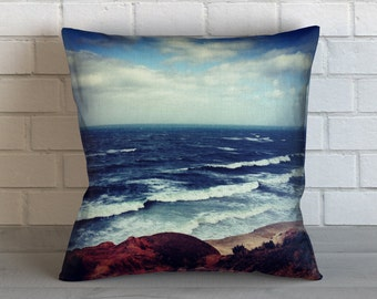 Constant Waves Pillow