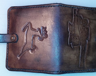 Item C-11 card holder personalized