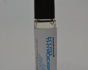 10ml HYPO-THYROIDISM essential oil on roll-on bottle
