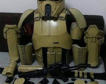 Shoretrooper Armor EVA props helmet Mask for Cosplay Costumes Star Wars Rogue one