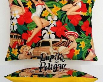 Pad Aloha girls