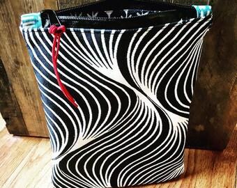 Bindica Swirls Odor Proof Bag