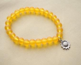 Sunflower and Sunny yellow