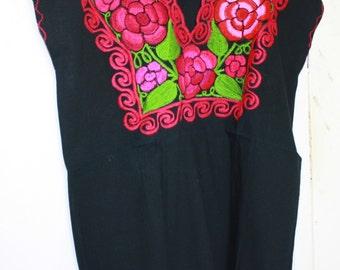 Blusa Oaxaqueña - Mexican Clothing