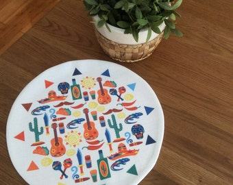 Mexican Placemat