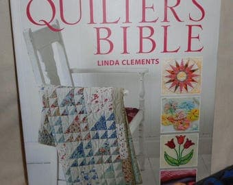 The Quilter's Bible by Lynne Edwards - Free Shipping