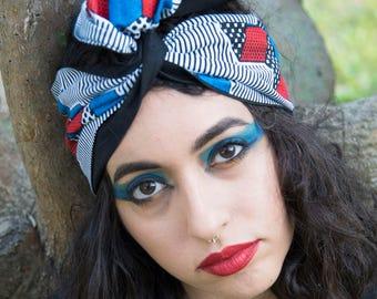 Cubik Turban Headband
