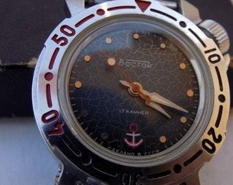 Vintage Boctok Mechanical Watch Lightly used.
