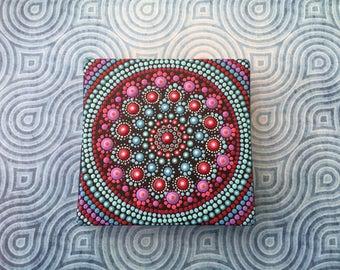 Original Mandala Canvas