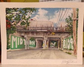 38104 Rail Underpass