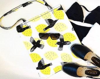 Tote bag | beach bag | shopping bag | purse of summer