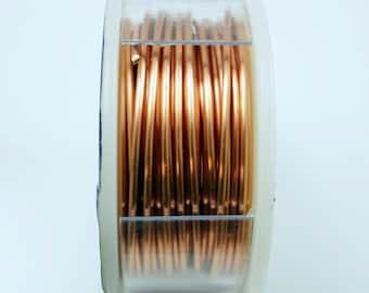 18 Gauge Craft Wire Copper Wire Hobby Craft Jewelry Wire Copper Wire Spool