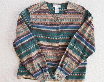 Vintage Blouse / Jacket
