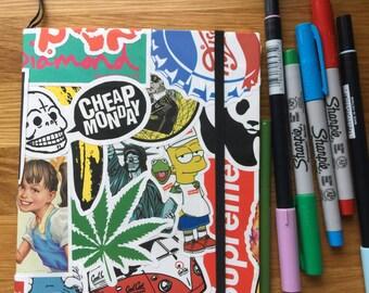 Little Odd Notebook