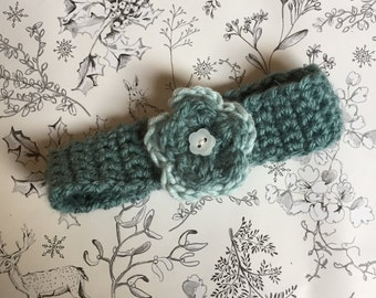 Baby/Toddler Crochet Headbands