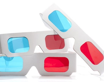 3D GLASSES,STEREOSCOPIC 3D,Red cyan,stereoglass,wholsale,3d images,3d view,