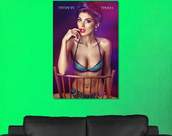 Tatiana Tayeh Poster or Canvas | Limited Edition Tatiana Tayeh Poster or Canvas