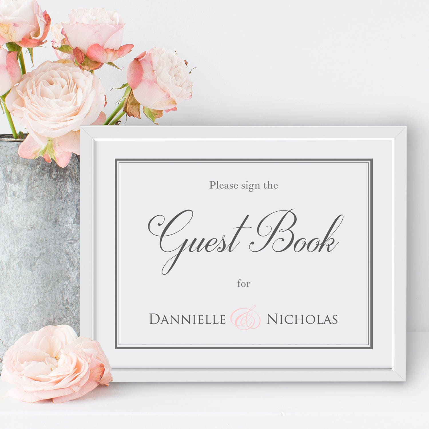 guestbook template