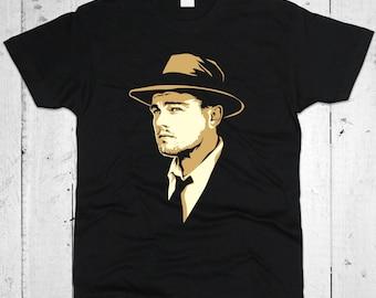 Leonardo DiCaprio Men T-shirt