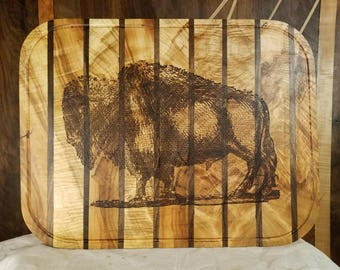 Custom Hardwood Cutting Board